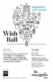 Wish Ball Imagine gala May 21