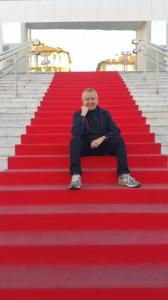 Chicago International Film Festival's Michael Kutza at Cannes Film Fest