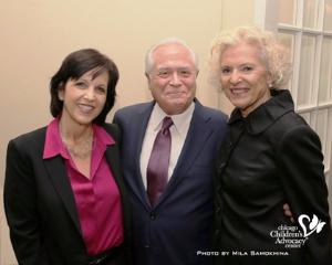 Linda and Richard Price, Justice Anne Burke