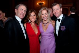 Bill and Maria Smithburg, Colette and Tom Smithburg
