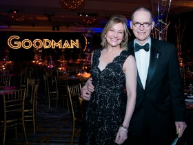 Mary Beth Fisher and Goodman ED Roche Schulfer