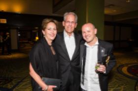 Nila Leiserowitz, Ron Leiserowitz and Daniel Krause