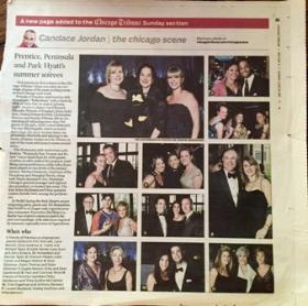 My very first Chicago Tribune column--June 19, 2011!