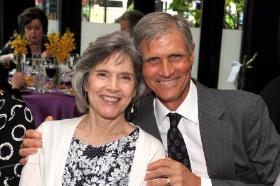 Patty and David Weber