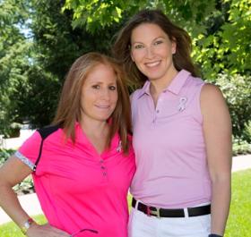 Co-chairs Bari Anixter Mlodinoff and Melissa Mazzetta
