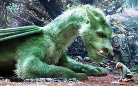 Pete's Dragon, a delightful fantasy for young and old