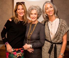 Joan Colmar, Meryl Lyn Moss, Diana Widman