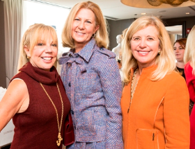 Marci Holzer, Jerrilyn Hoffman and Vicki Galbraith