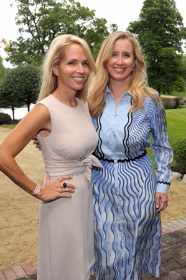 Co-chairs Meredith Wood-Prince and Elizabeth Coleman
