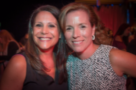 Amy O'Keefe and Jenniffer Weigel