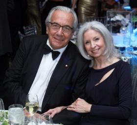 Dominic and Carol DiFrisco
