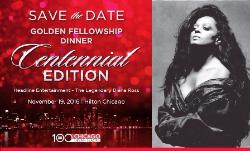 Chicago Urban League Fellowship dinner on 11/19