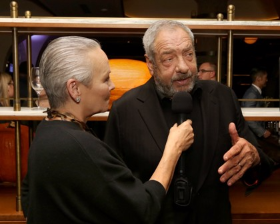 Interview with a genius, Dick Wolf