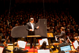 Riccardo Muti leads Daniil Trifonov and the CSO in Tchaikovsky's Piano Concerto No. 1