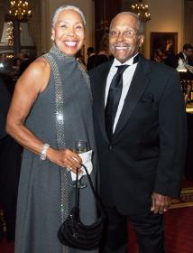 Dawn and Jim O'Neal