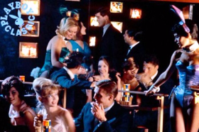 Scene from the original NY Playboy Club
