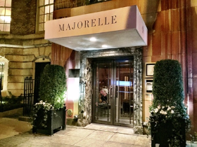 Hot new restaurant Majorelle