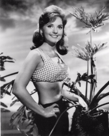 "Dawn Wells aka MaryAnn in ""Gilligan's Island""."