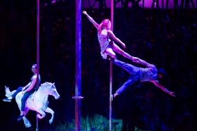 Chicago  IL - Odysseo by Cavalia - Opening Night 7