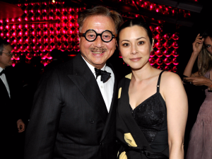 Michael and China Chow