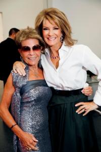 Lois Eisen and Regan Rohde