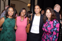 Monique Jones, CEO Dara Munson, Tasha Cruzat, Angelique Power