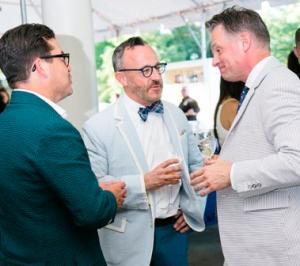 Bart McCartin, Gary Metzner and Joe Ferraro
