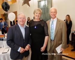 Ken Norgan, Eversight Illinois executive director Diane Hollingsworth and her husband David