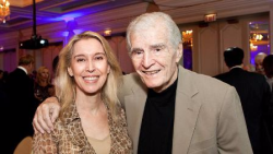 The last time we saw Jack McHugh, at a Tom Dreesen tribute. Here he's shown with his loving wife Brenda