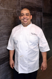 "Katana Exec. Chef Jose ""Junior"" Melendez"