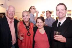With Chuck and Count and Countess Gregula