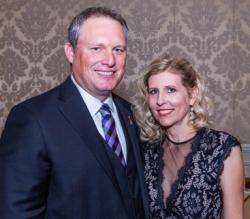 Kevin Lesch and Trisha Lesch