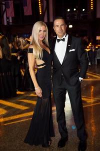 Susie and Joseph Silich (board chair)