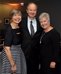 Rhona Frazin, Greg and Debra Kot