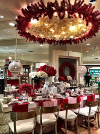 Eye candy is on every floor at Macy's State St.!
