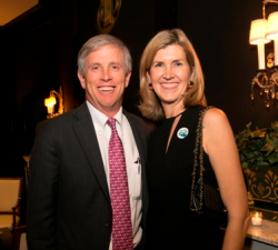 Greg & Mary Pearlman; Zoo Ball 2017 Co-Chair & WB Member