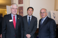 William Nissen (President of the Union League Club of Chicago), Jeffrey Chen, Gerry Kern