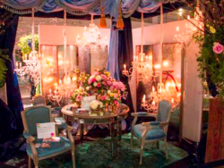 Garden room at Flower Show 2016