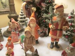 Part of our antique Christmas collection