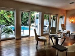 Leslie Hindman's elegant PB home