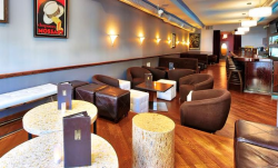 M Lounge interior at 1520 S. Wabash