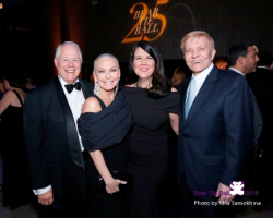 Chuck and I with Nicki and Bob Fioretti