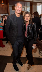 Richard Perry and Lisa Perry