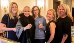 With Kate Holland, Lisa Goldfayn, Kim Shortsle and Kate Mursau