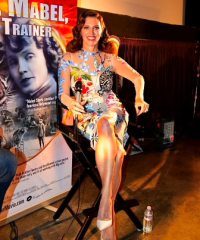 Leslie Zemeckis, author/actress/director/producer