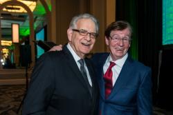 Joe Antunovich and Richard Driehaus