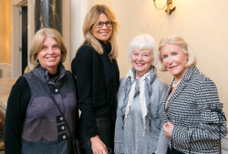 #1-- Christine Benson  Martha Katz  Carole Hillard  and Trudy Cassin