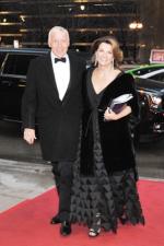 John Krehbiel Jr. and Karen Z. Gray-Krehbiel (Photo by Dan Rest)