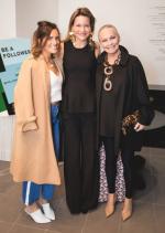 With Samantha Saifer Berngard and Whitley Bouma Herbert