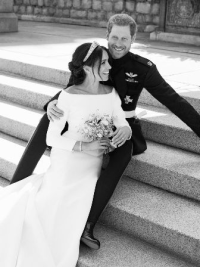 The Duke and Duchess of Sussex (Photo by Alexi Lubomirski)